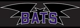 Bats Baseball Club Logo